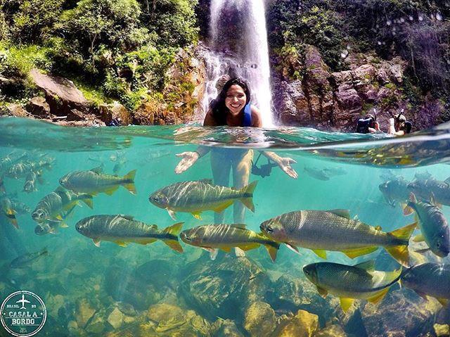 Cachoeira Serra Azul Piraputangas