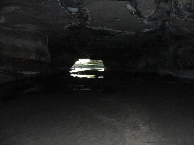 Caverna Morada das almas