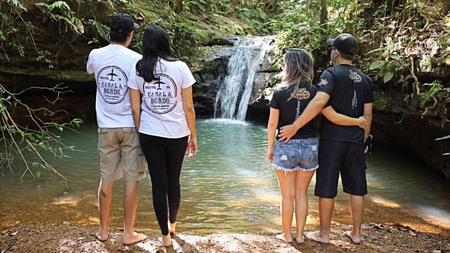 Cachoeiras Chapada Aventura