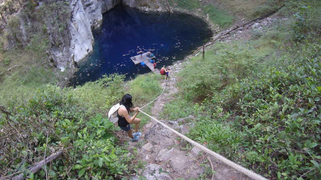 dolina água milagrosa