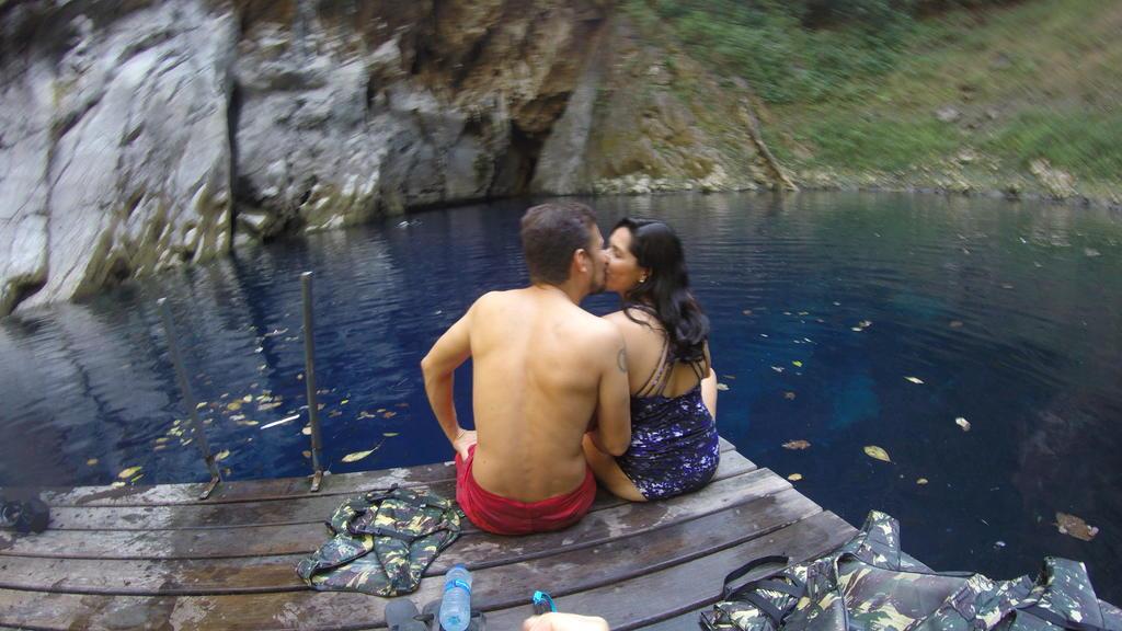 lagoa para flutuação