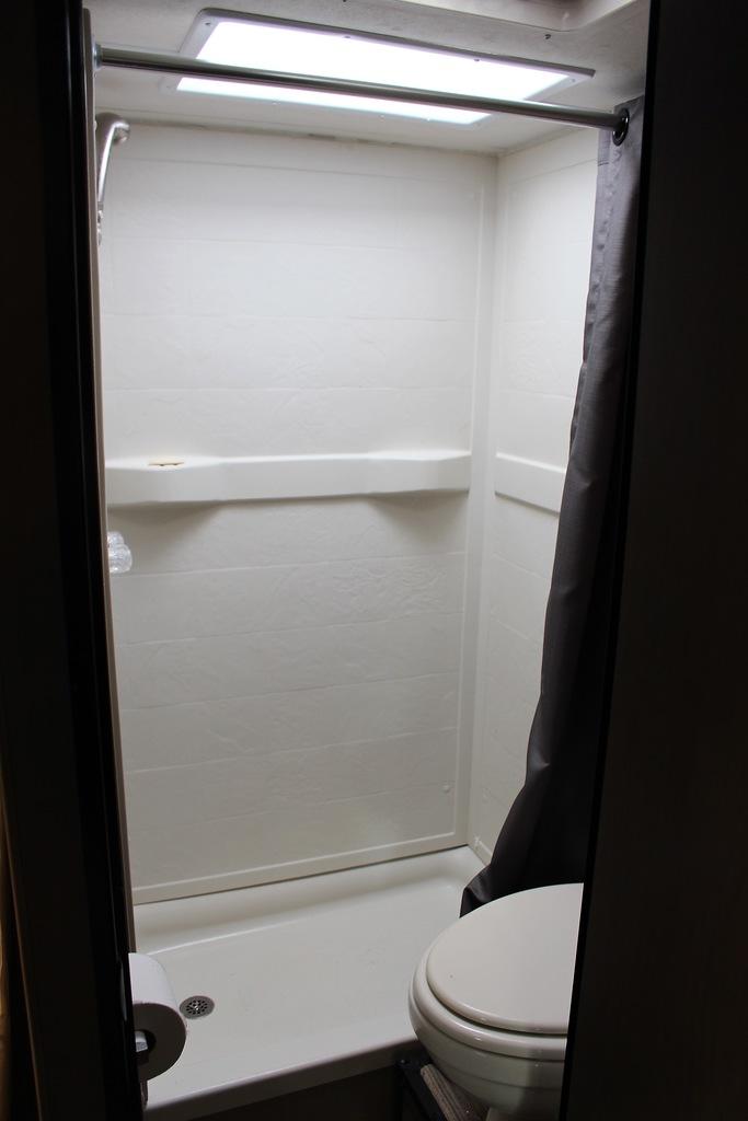 Banheiro MotorHome Rv