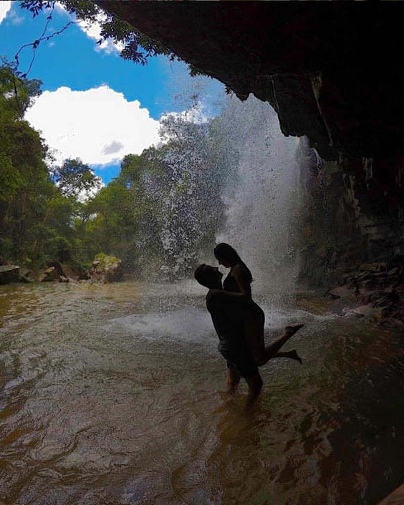 Cachoeira do trono
