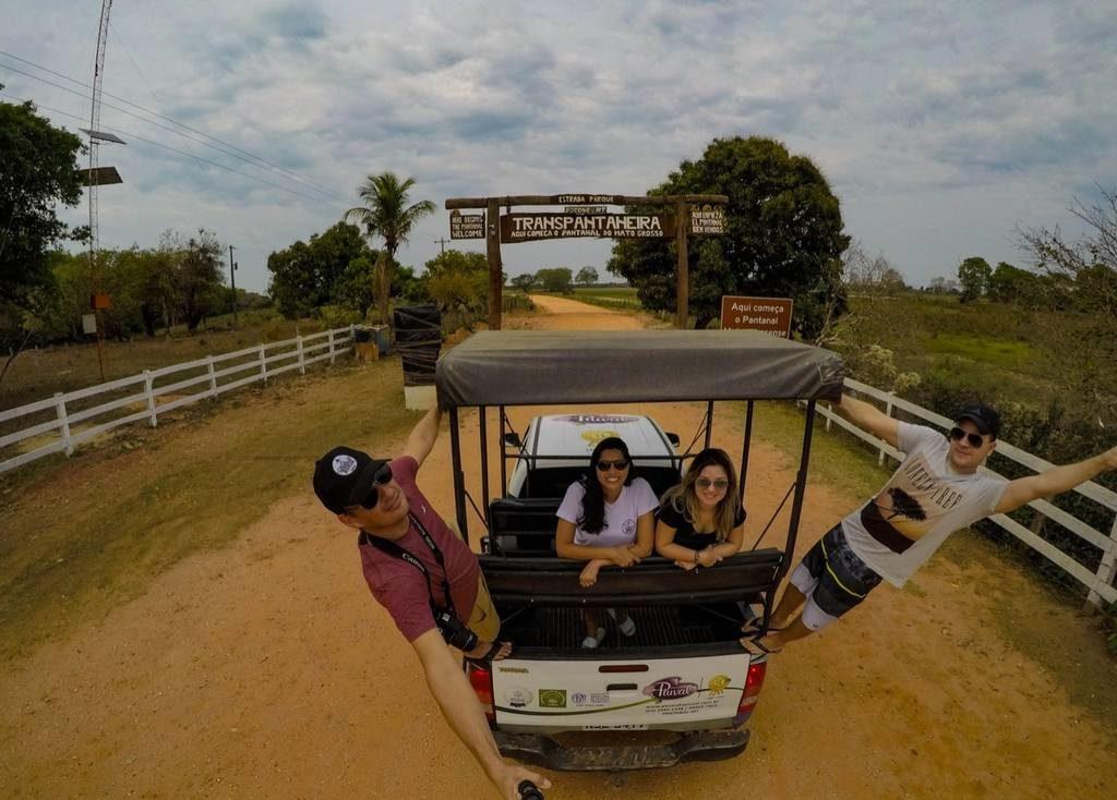 entrada pantanal