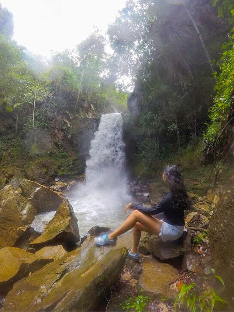 Cachoeira das Pedras - Morro da Cachoeira