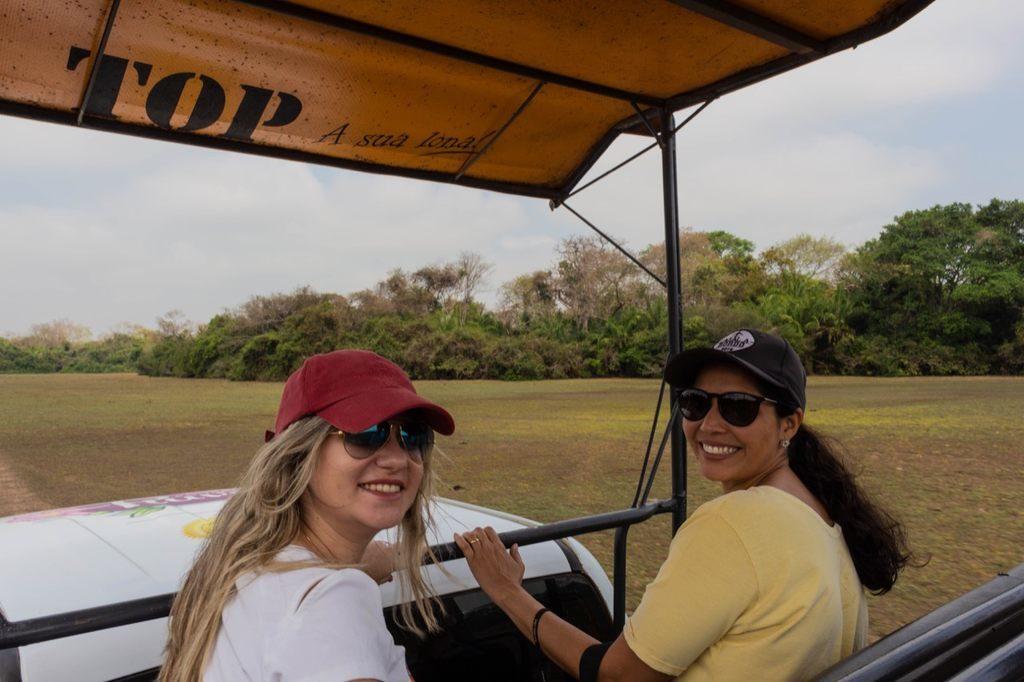 safari pantanal