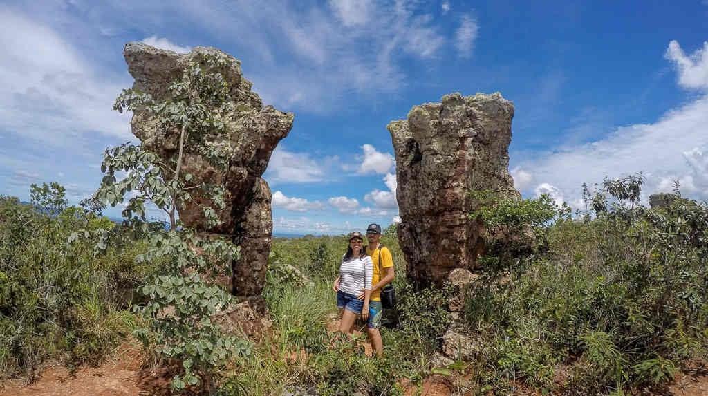 entrada cidade de pedra chapada dos guimaraes