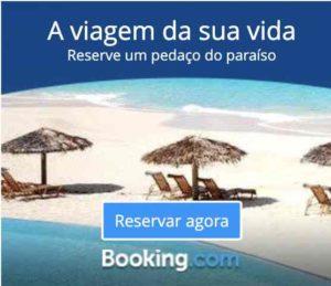 Aluguel de temporada booking