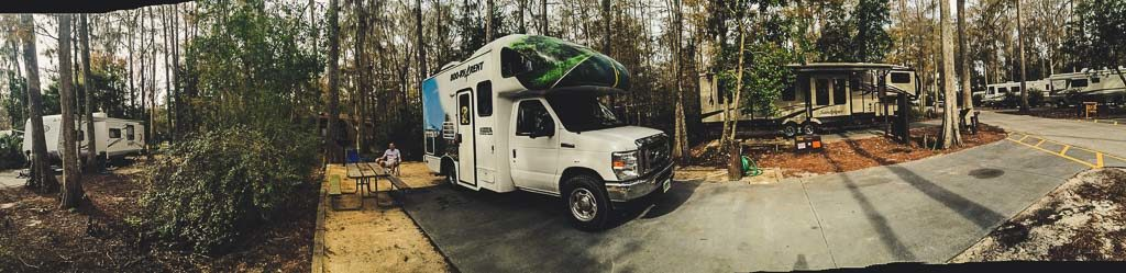 The Campsites at Disney's Fort Wilderness Resort Orlando Flórida