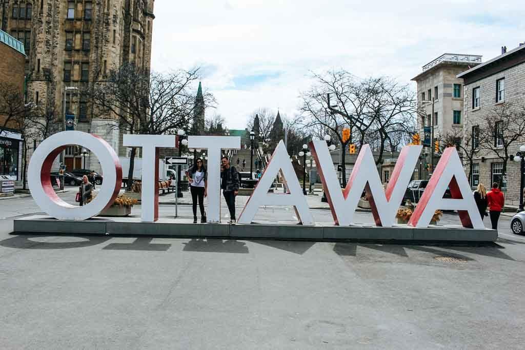 Ottawa Canadá RoadTrip