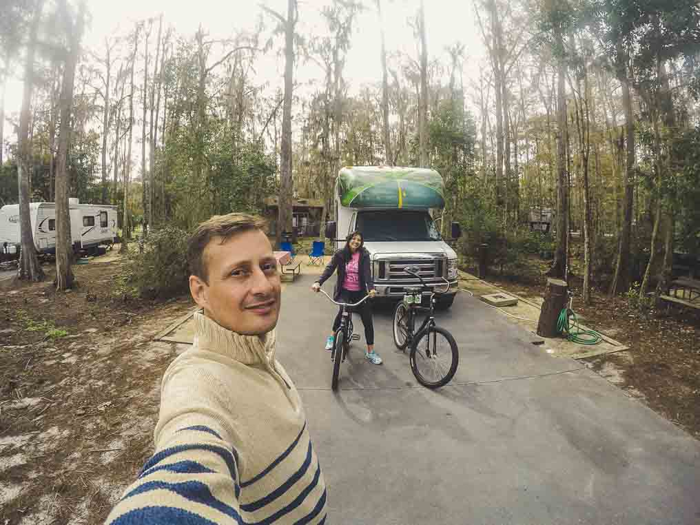 The Campsites at Disney's Fort Wilderness Resort RV