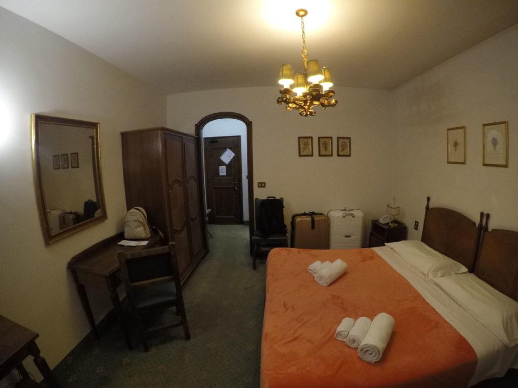 QUARTO HOTEL CORTINA D'AMPEZZO