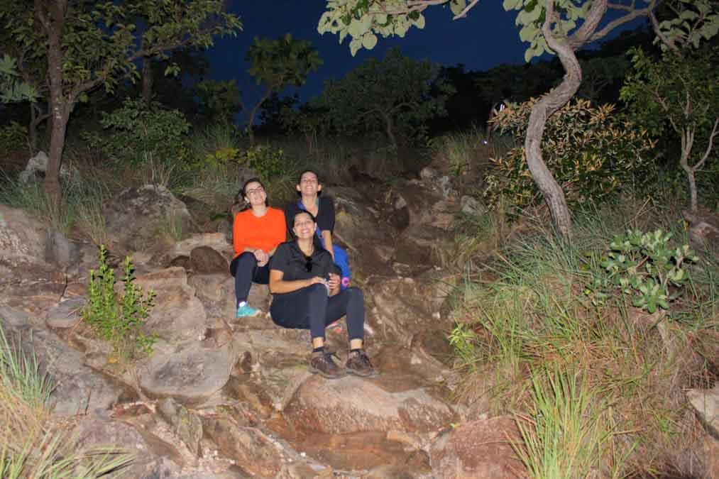 Subida Morro de Santo Antonio