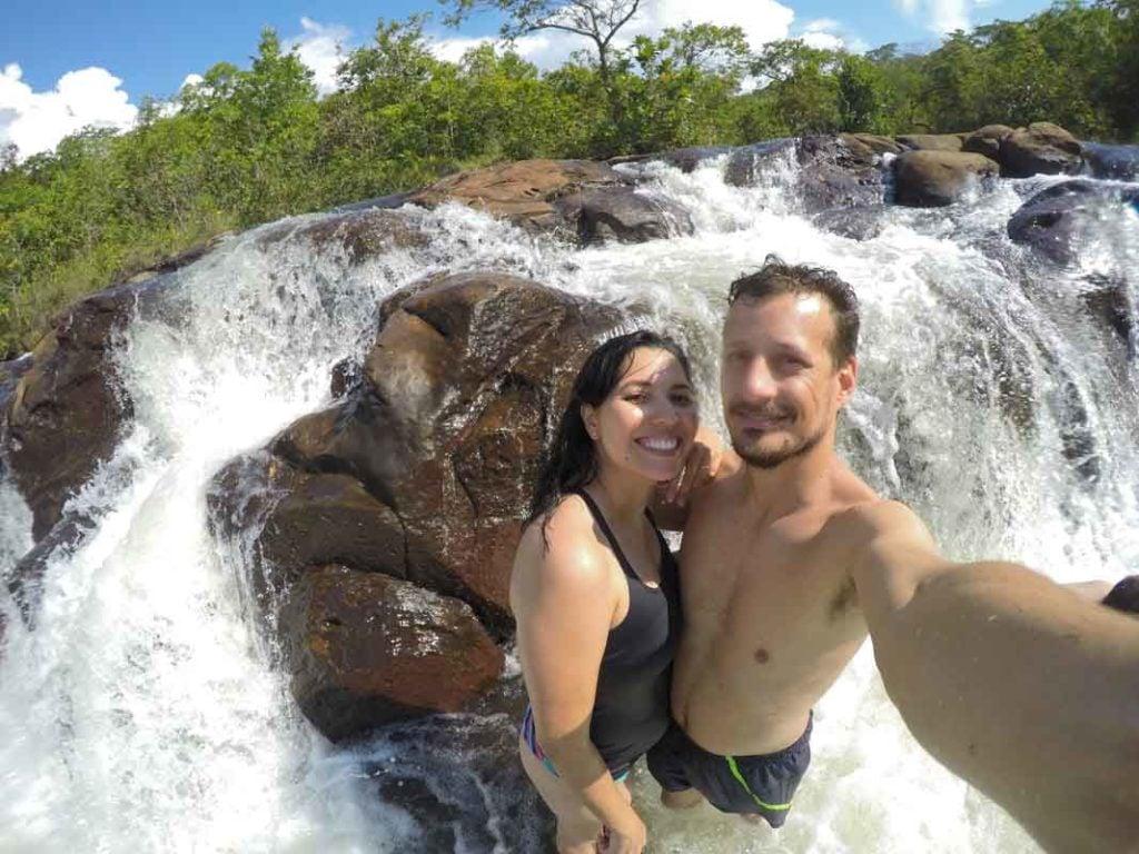 Cachoeira da Martinha Chapada dos Guiraes