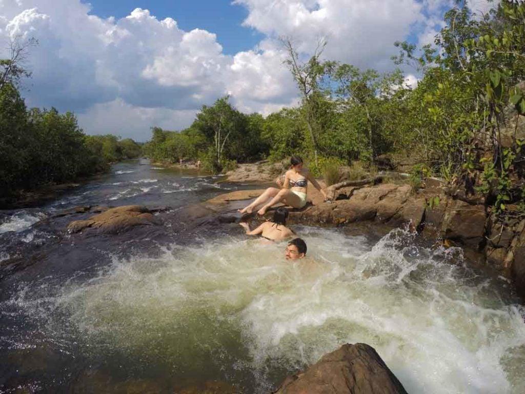 Poço cachoeira