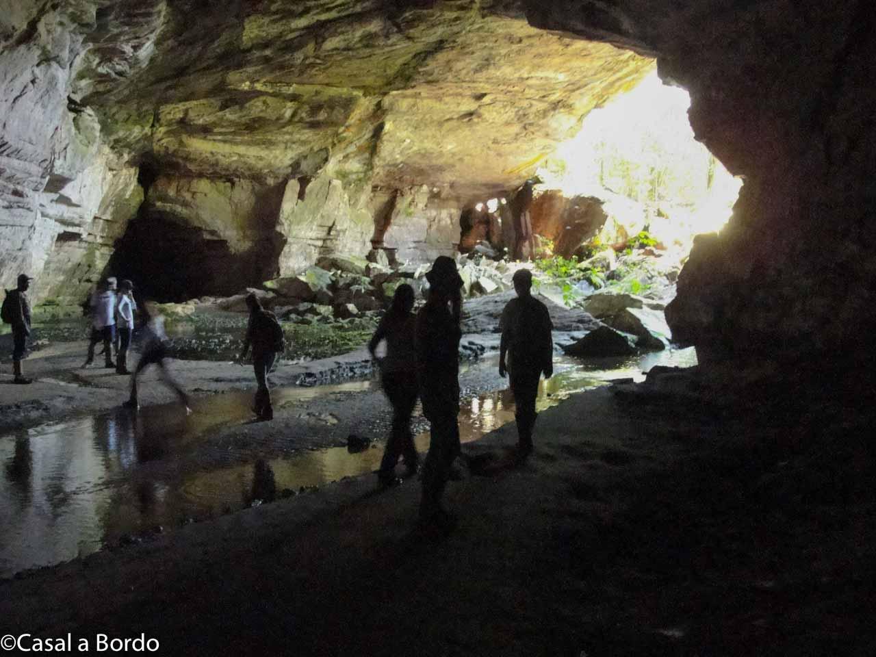 Caverna Aroe Jari Chapada dos Guimarães