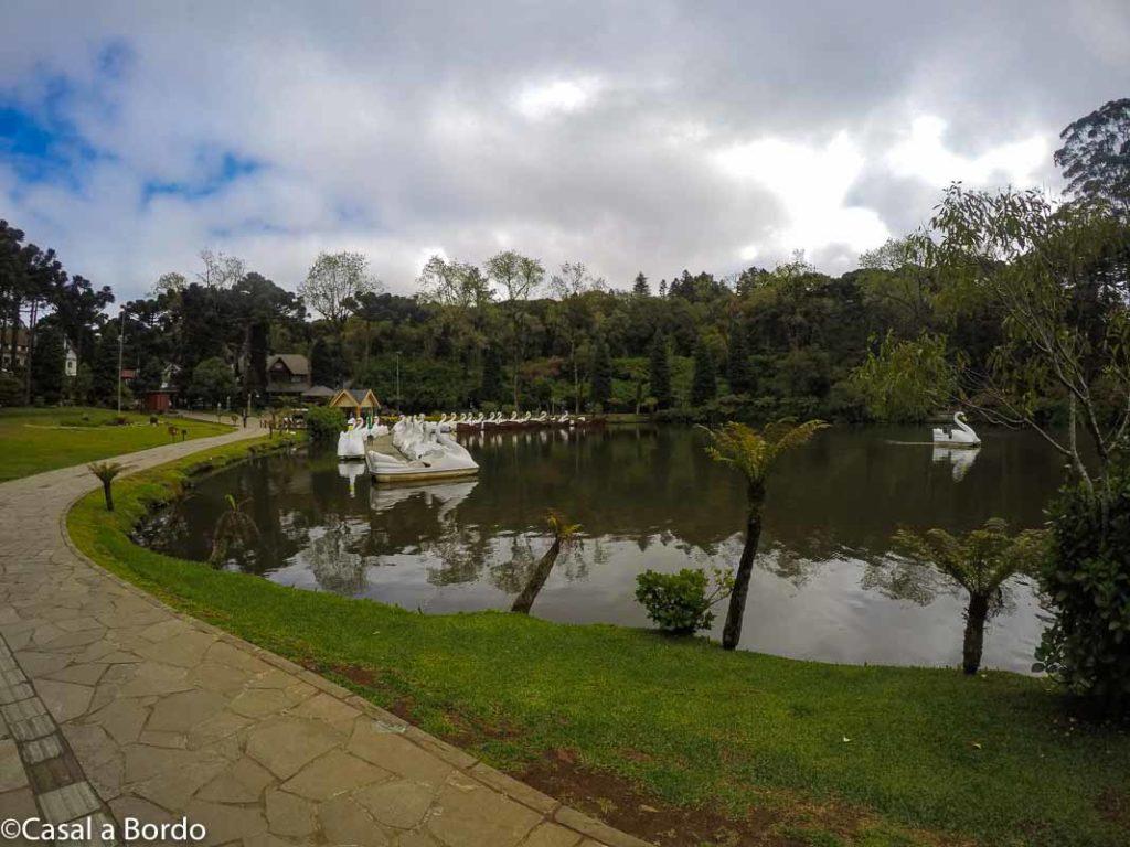 Parque lagro negro