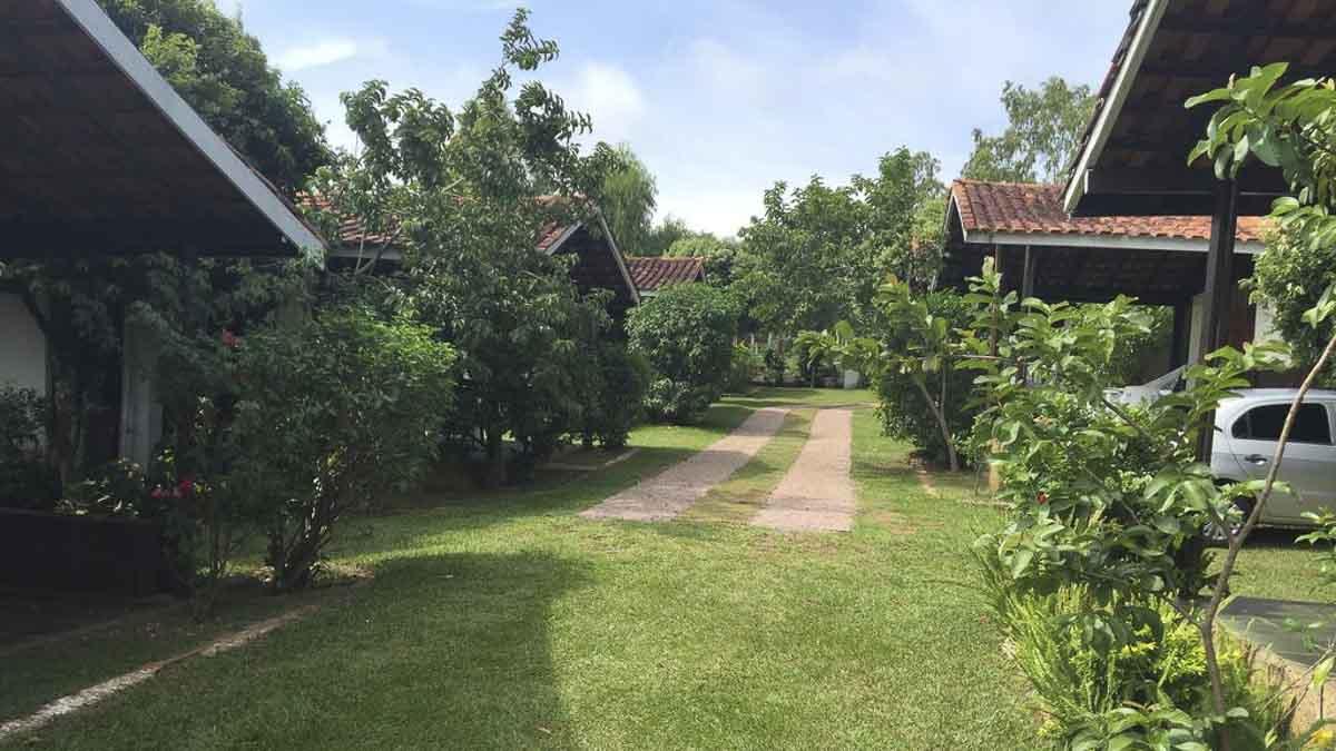 Pousada Jardim da Chapada
